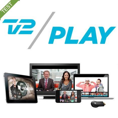 TV 2 Play Test / Anmeldelse