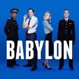 Photo of Danny Boyles skarpe satireserie Babylon på C More