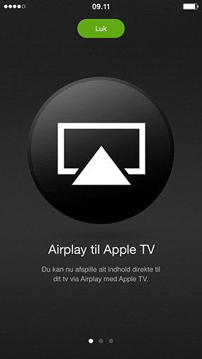 YouSee AirPlay