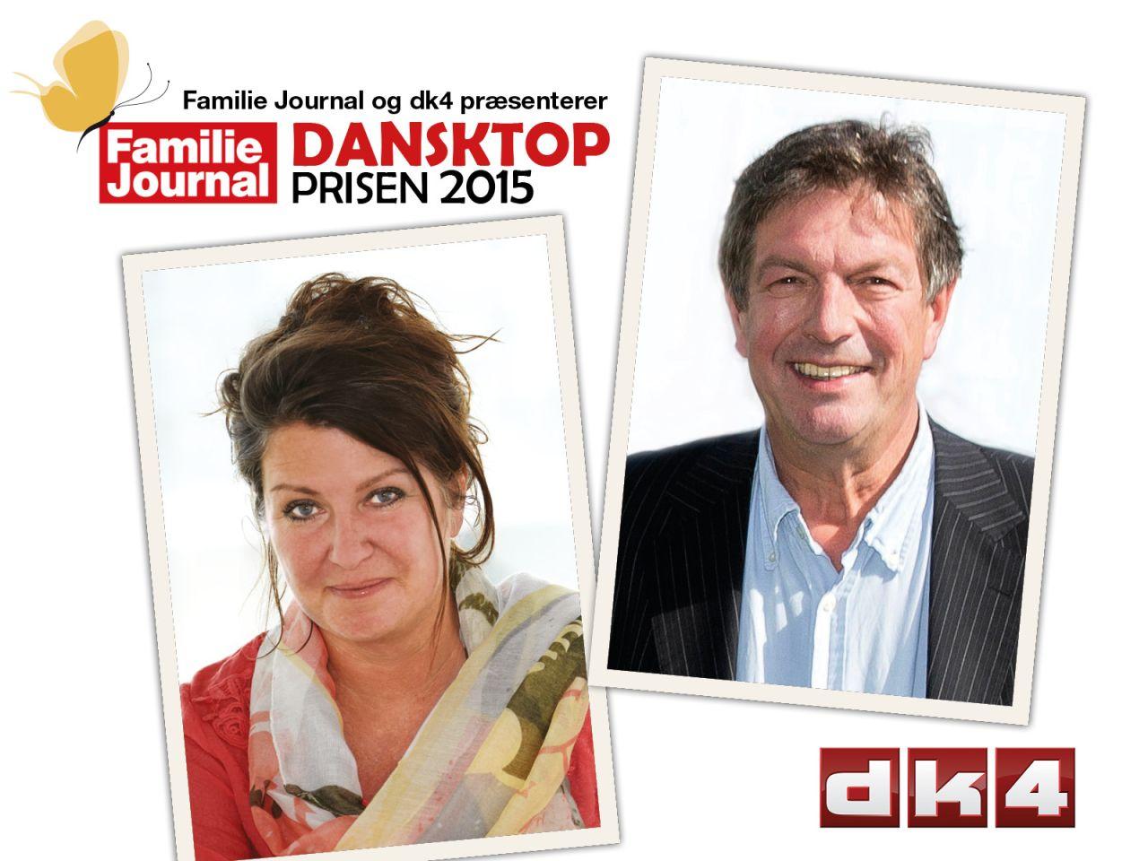 Dansktop Prisen 2015