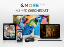 Photo of C More Play klar med Chromecast support