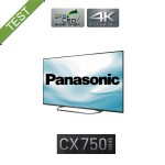 Panasonic CX750 Test