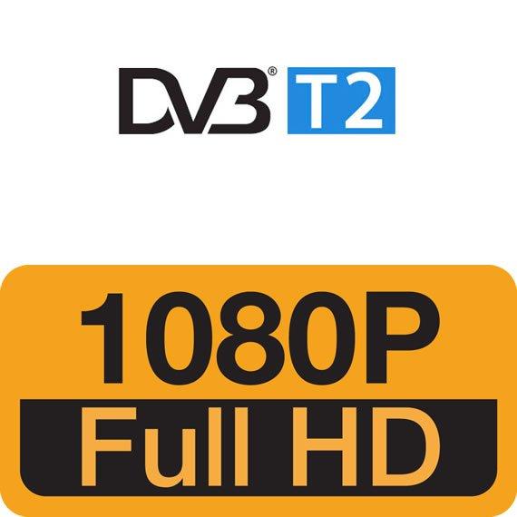 1080P DVB-T2