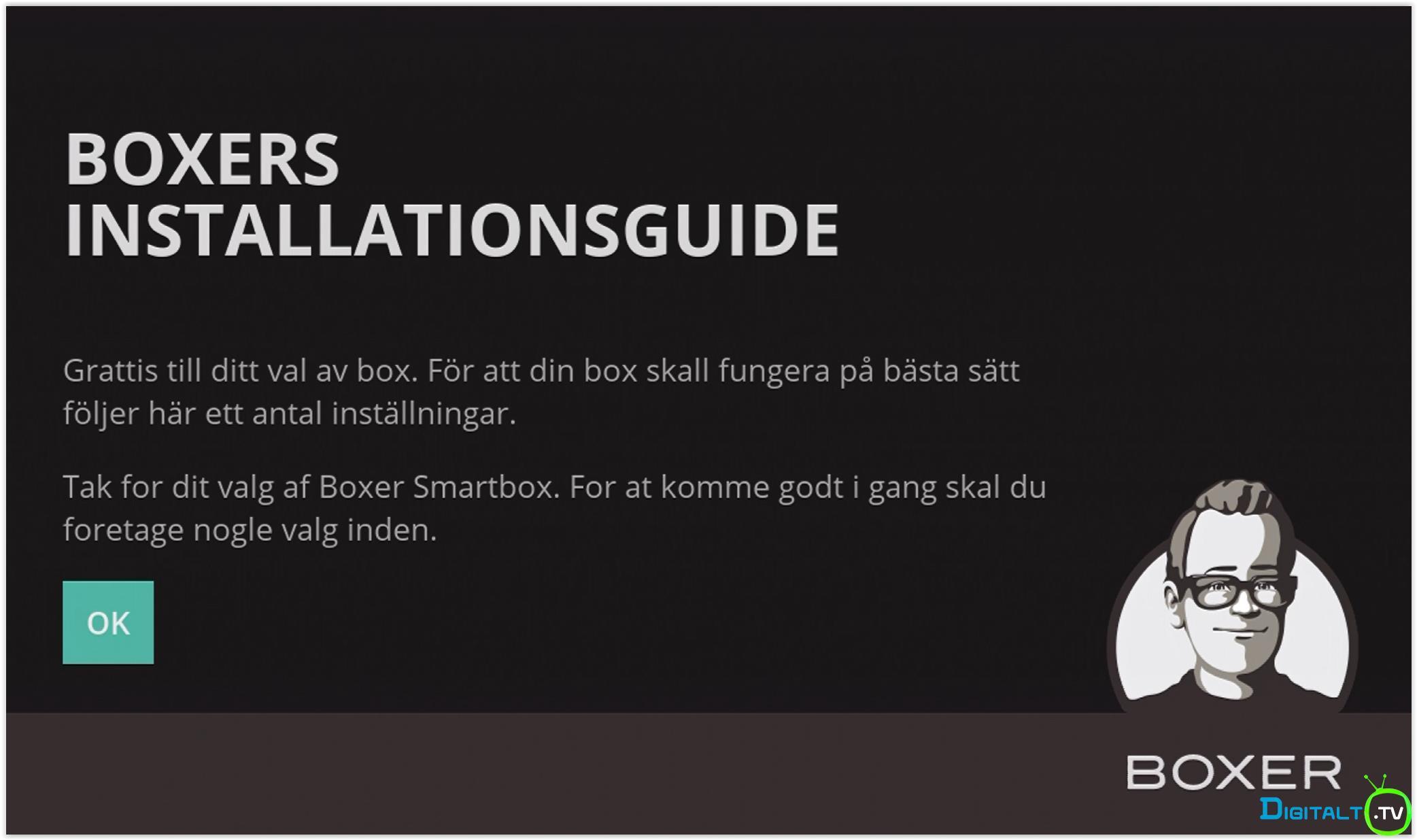 Boxer Smartbox installationsguide 1