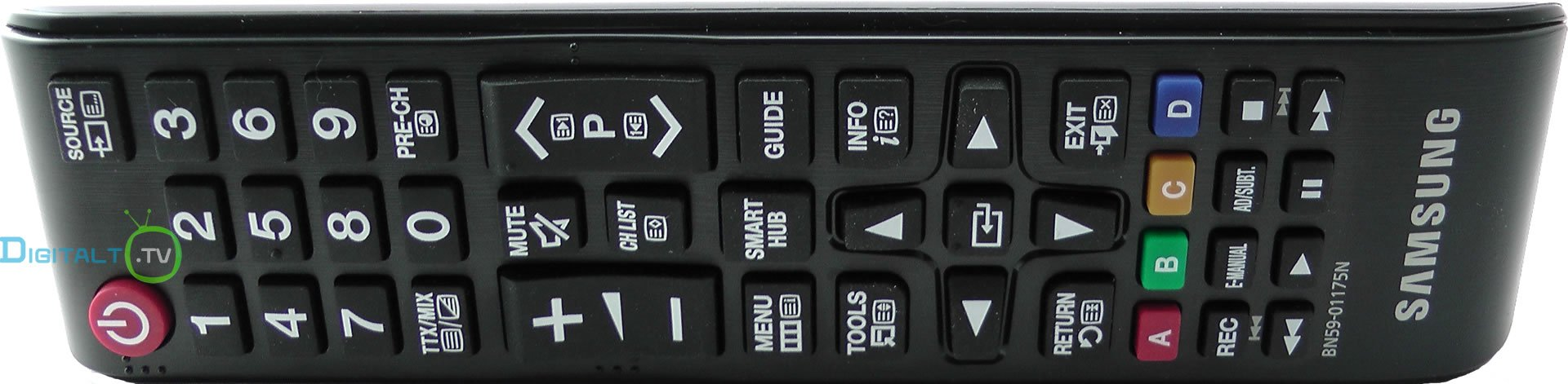 samsung remote traditionel 2015