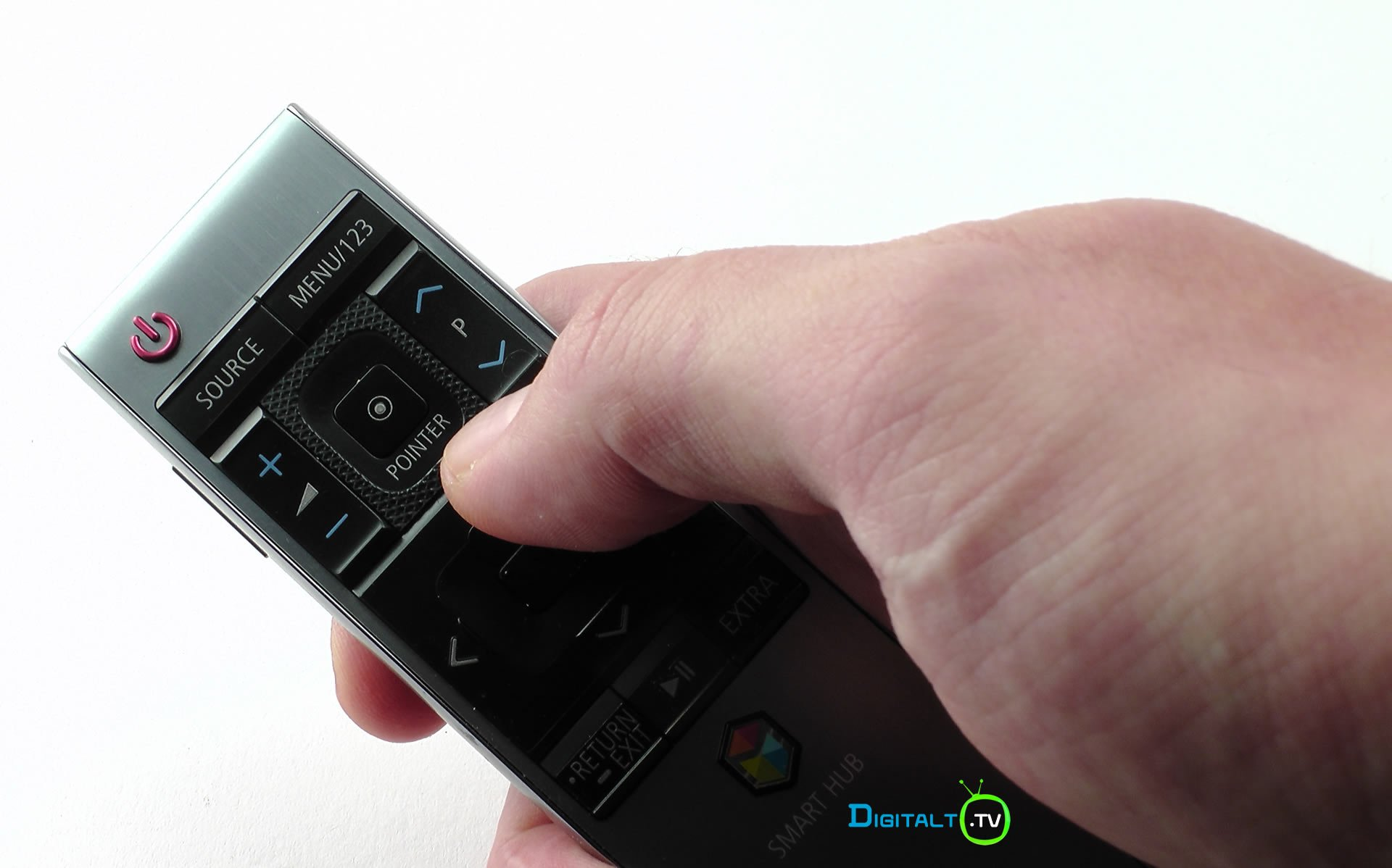 samsung smart remote pointer 2015
