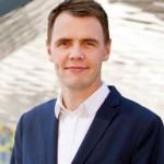 Rasmus Breum Mariegaard ny kommunikationschef hos Discovery Networks Foto: Bente Jæger.