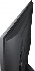 Samsung JU7005 Bagside profil