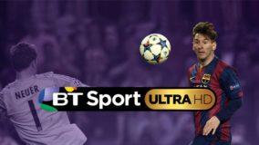 Foto af Britisk 4K sportskanal kommer til at koste 160,- / måned