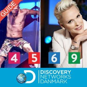 Discovery Networks Efteraar 2015