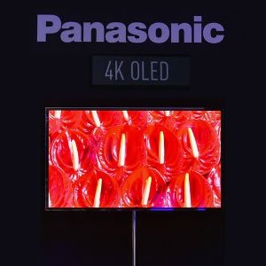 Panasonic OLED prototype