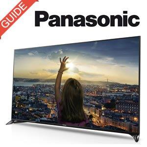 panasonic anbefalede tv indstillinger guide
