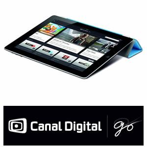 Canal Digital Go logo ipad