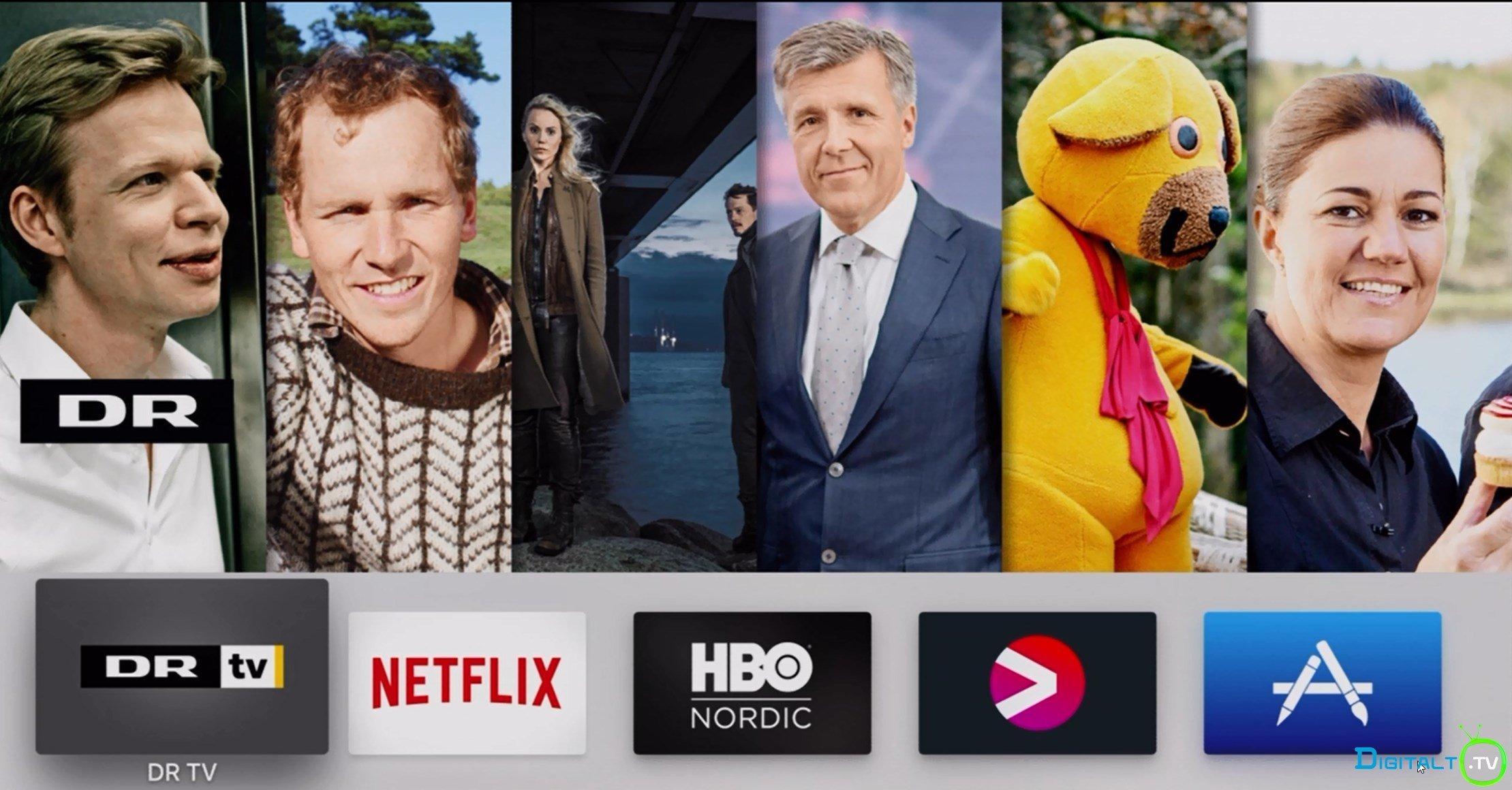 Apple TV 4 Anmeldelse : DIGITALT.TV