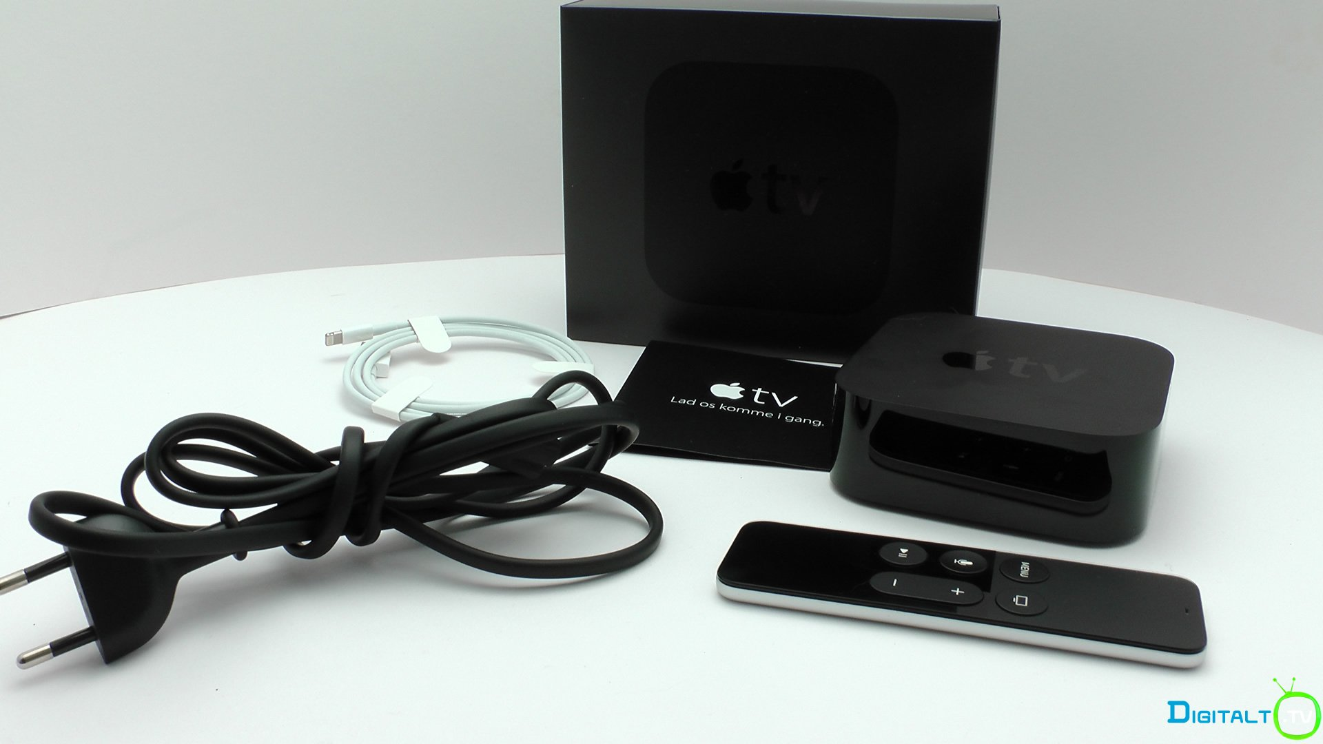 apple tv 4 pricerunner