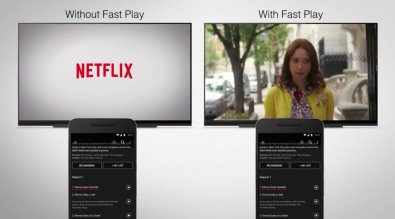 Fast Play Chromecast