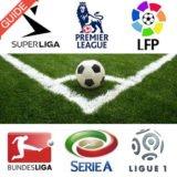 Foto af Weekendens tv og streaming fodbold fra Danmark, England, Spanien, Italien og Frankrig