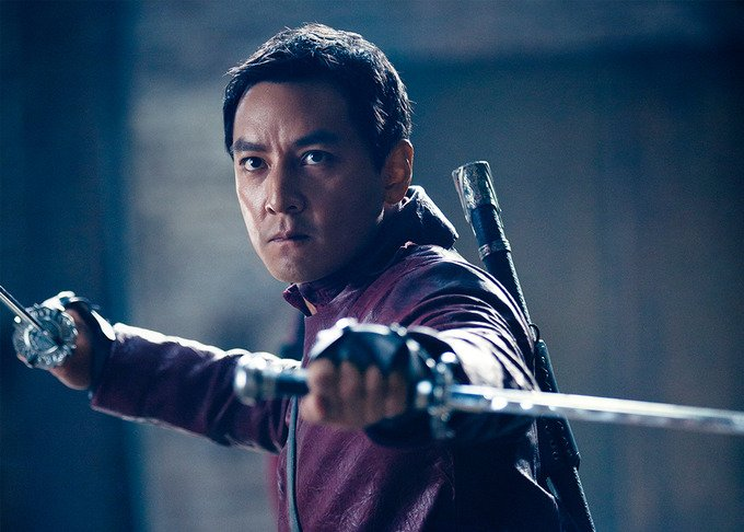 Into the Badlands C More HBO