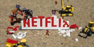 Lego Announce netflix