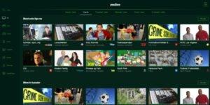 YouSee Film og TV web