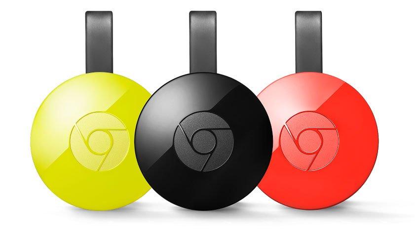 chromecast 2015 farver