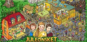 Photo of God start for TV 2's Juleønsket