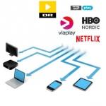 Streaming tjenester
