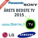 Bedste TV 2015