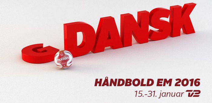 EM håndbold 2016 TV 2