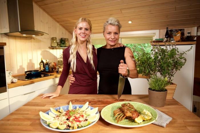 Julies madselskaber kanal 4