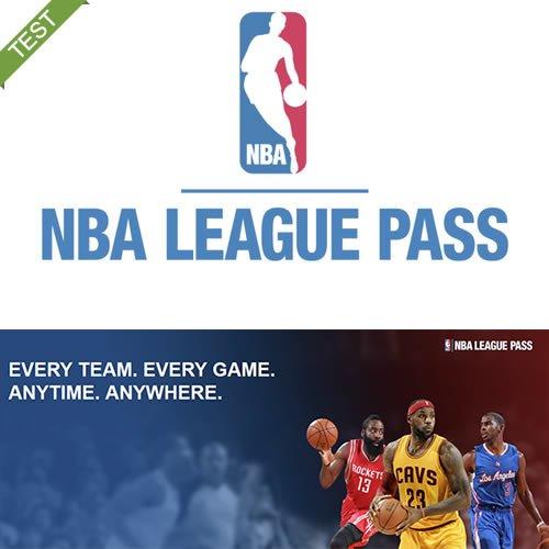 NBA League pass anmeldelse 2016
