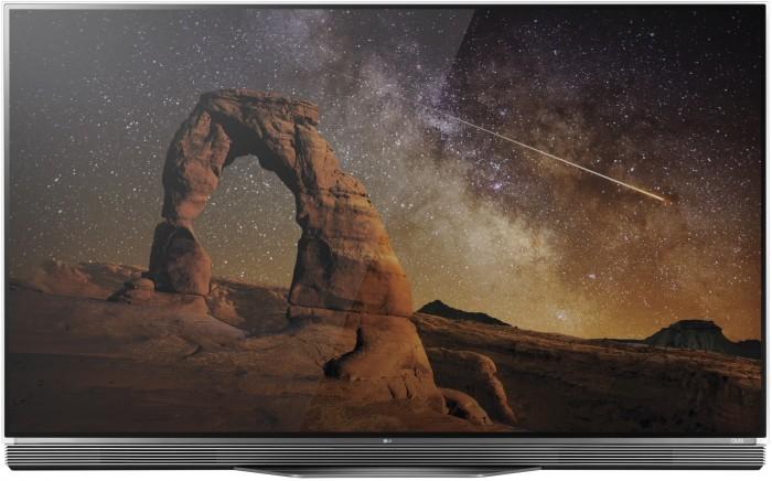 OLED TV  LG E6