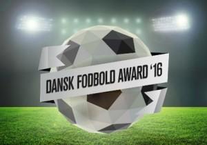 dansk fodbold award