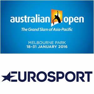 eurosport australien open 2016