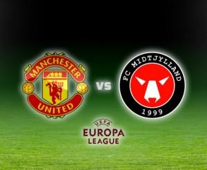FC Midtjylland - Manchester United 6'eren