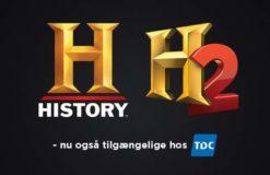 Foto af TDC tilføjer History og H2 som ekstrakanaler