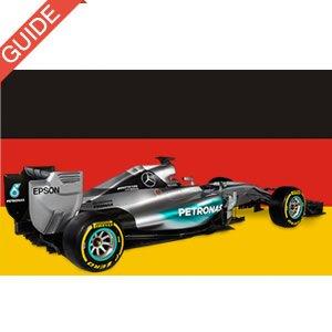 Formel 1 tysk