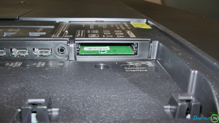 Panasonic DX780 CI porte