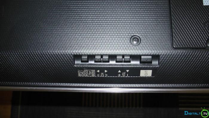 Panasonic DX780 knapper