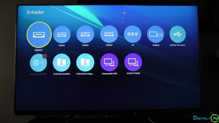 Panasonic TV Enheder