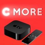 C More Apple TV