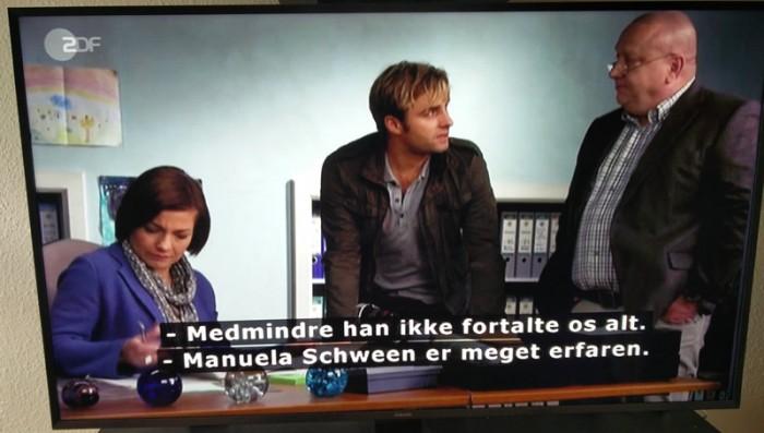ZDF danske undertekster