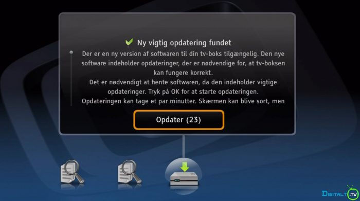 Canal Digital Smart Ny software fundet