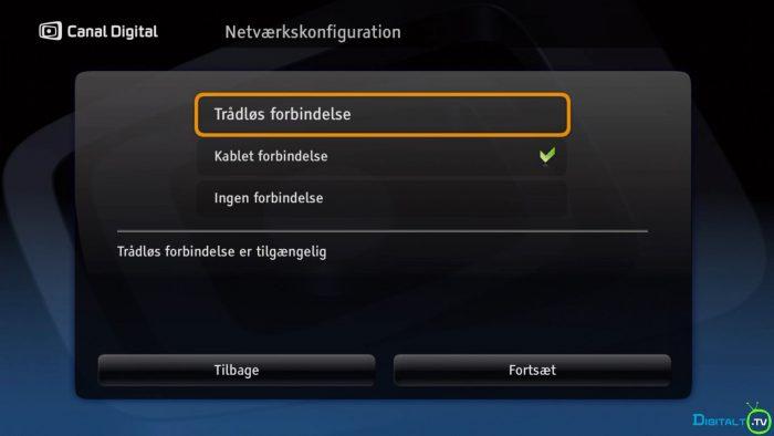 Canal Digital Smart WiFi eller kabel