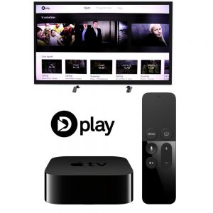 Dplay Apple TV 4