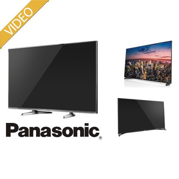 Kom goidt i gang Panasonic TV Manual Video
