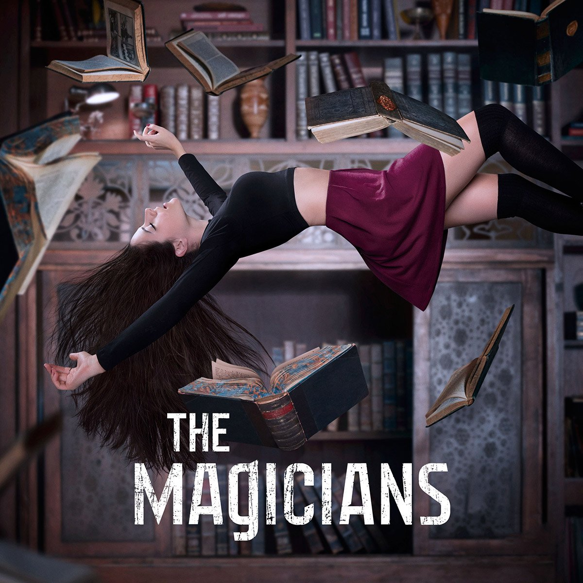 The Magicians hbo nordic