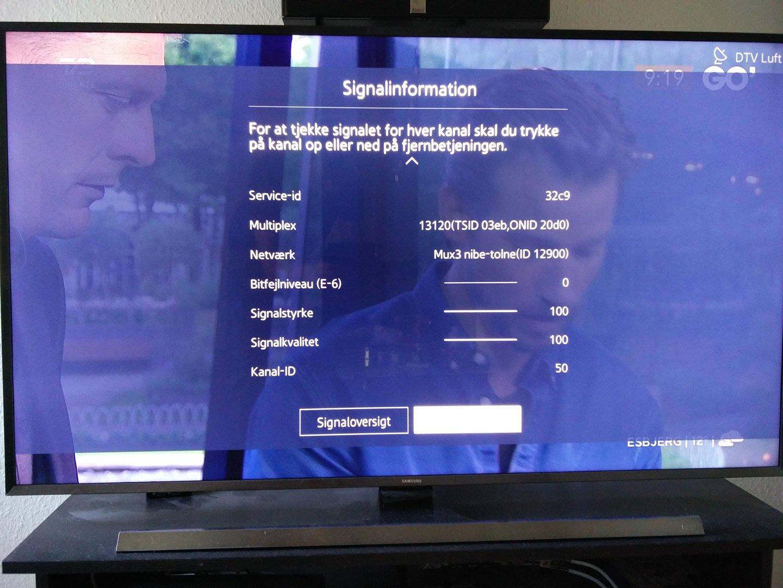 #325B99 Dette års Sådan Tjekker Du Tv Signal Styrke På Samsung TV : DIGITALT.TV Gør Det Selv Tv Antenne 6251 144010806251