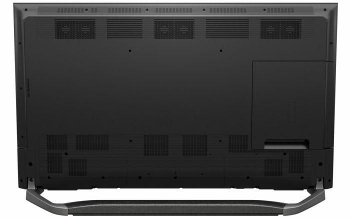 Panasonic DX 900 bagside