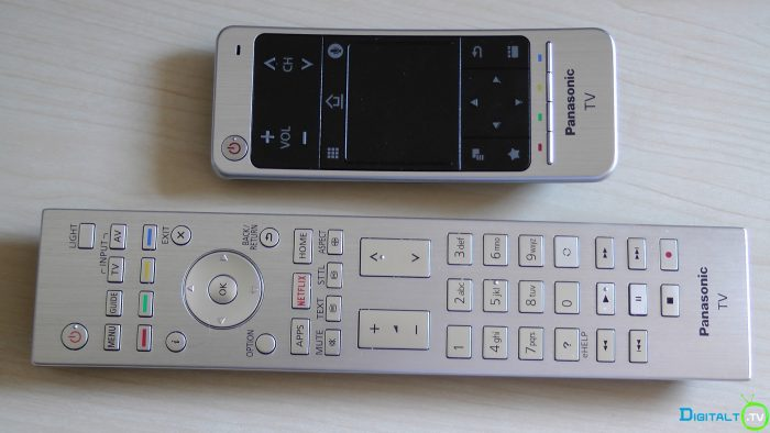 Panasonic DX900 fjernbetjeninger